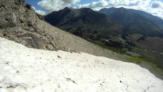 Skiing in August: Crested Butte Backcountry