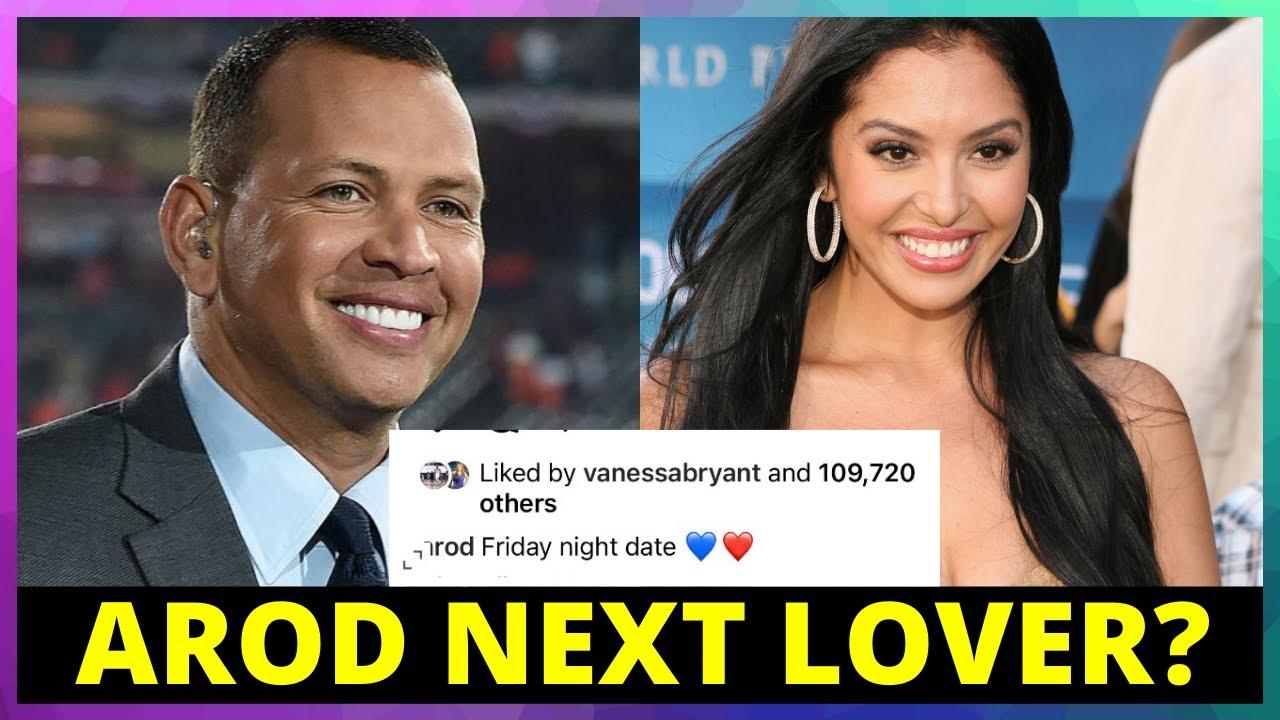Download Vanessa Bryant approved Alex Rodrguez from Friday Night Date after Jennifer Lopez Split.