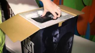 The Last of Us Post-Pandemic Edition Unboxing