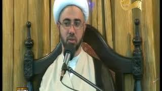 الشيخ مصطفى الموسى - مقام إصطفاء النبي الخاتم محمد صلى الله عليه وآله وسلم