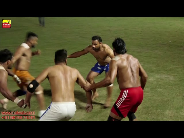 BADDOWAL vs MAUD NABHA ● SEMI 2nd at JANGPUR ● ਕਬੱਡੀ ● कबड्डी ● کبڈی ● KABADDI OPEN TOURNAMENT 2018