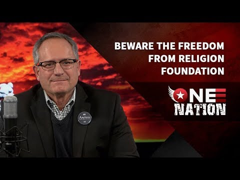 Beware The Freedom From Religion Foundation  |  Dr. Jake Jacobs