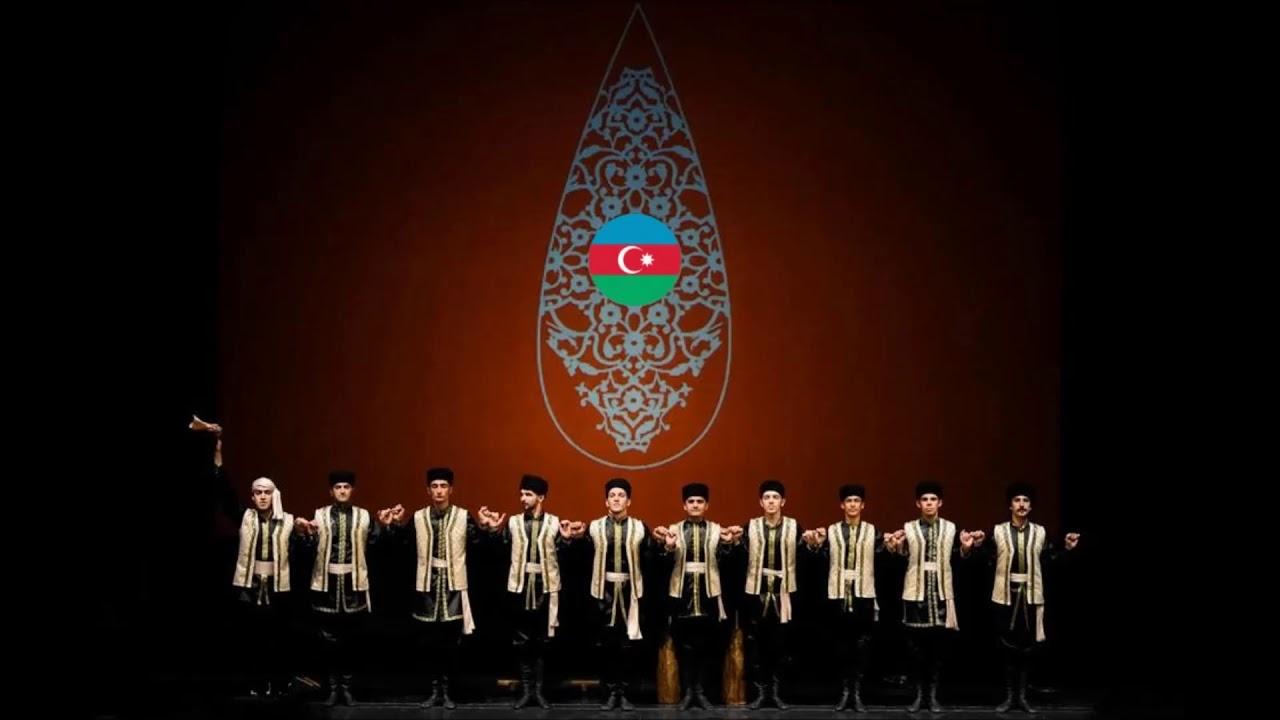 Köçəri yallısı - Azerbaijan dance