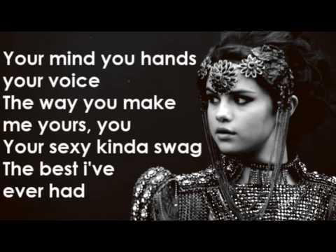 Selena Gomez   Nobody Does It Like You (Lyrics)