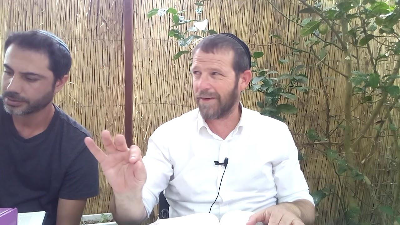 מה קורה לאדם שעוזב את התורה בשביל כסף | הרב יהודה וכסלבויים