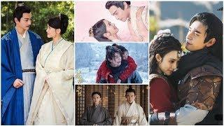 Năm phim cổ trang Hoa ngữ đang phát sóng, Nên xem phim nào?