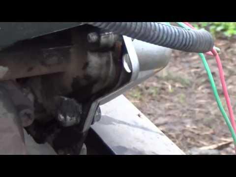 Repeat Cub Cadet LTX1040 Stuck Gear Fix by MrQuattroDriver