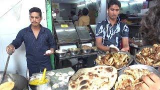 indian street food delhi
