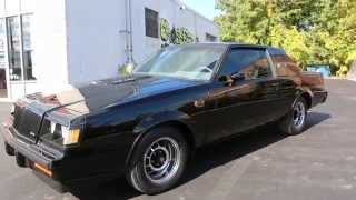 1987 Buick Regal Grand National Turbo For Sale~Low Miles~Amazing Paint!