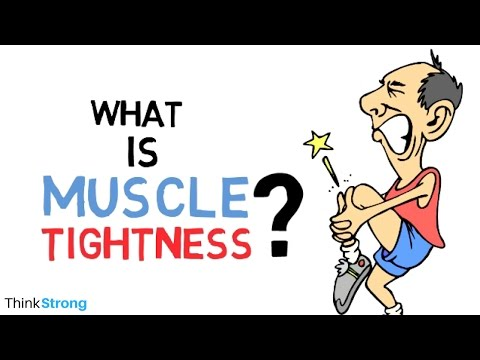 The Reasons and Cures of Muscle Stiffness