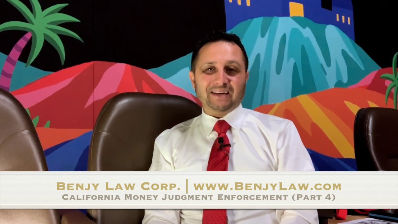 BLC Legal Talks - California Money Judgment Enforcement Series - Part 4: Abstracts of Judgment