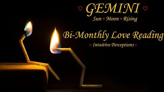 GEMINI   OCT 21-NOV 03 2018 LOVE TAROT READING