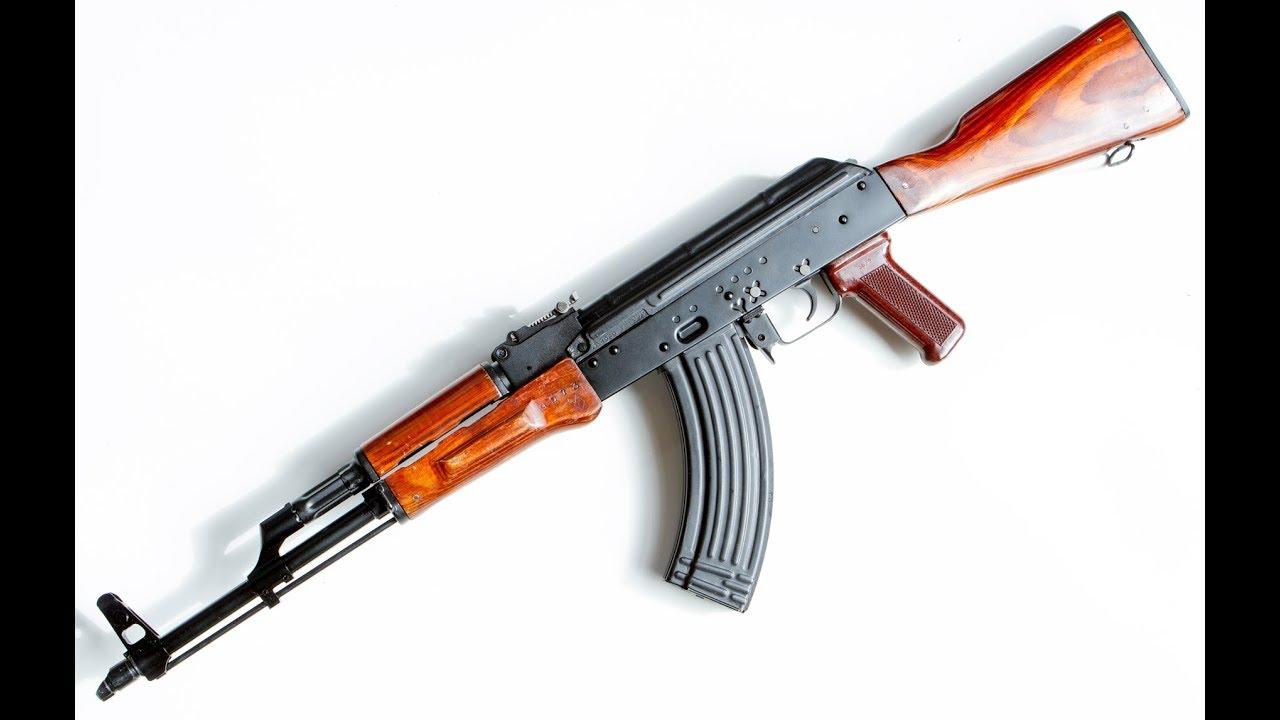 1969 Russian AKM Showcase