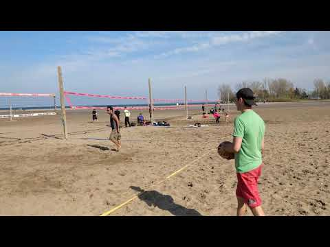 Woodbine Beach Volleyball May 16, 2018