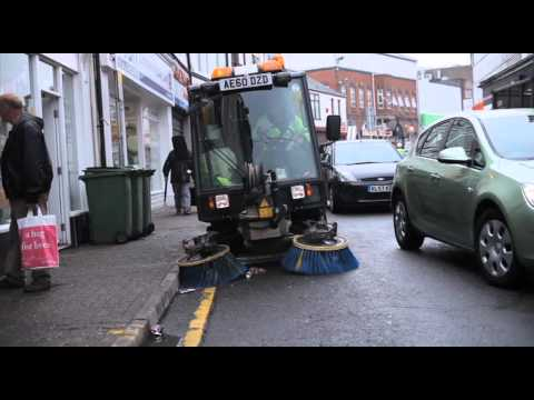 Love Where You Live 2012 - Pontypridd Weekend Cleansing Team