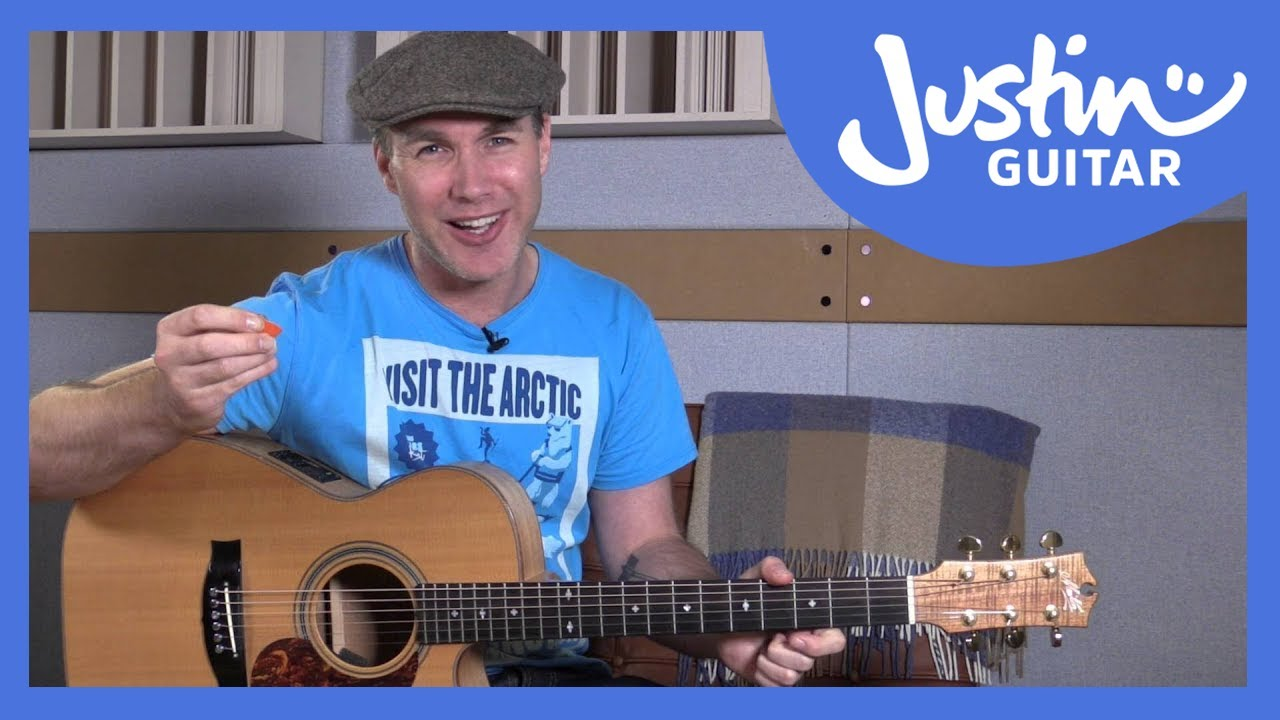 Guitar Quick Start! Learn the basics in 5 minutes. For beginners & new guitarists easy guitar so
