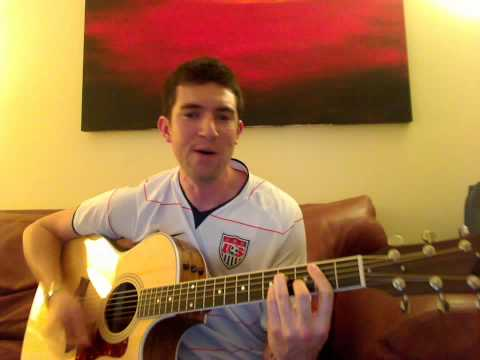 In Your Eyes Jeffrey Gains Acoustic Cover by Ryan Burns with HOW TO PLAY