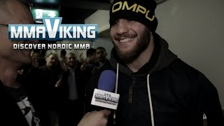 Herdem Alacabek IRFA 8 Post Fight Interview