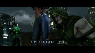 Injustice: Gods Among Us | Story Mode (Chapter 2: Green Lantern)