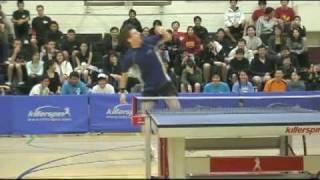 Excessive Ping Pong Celebration (Adam Bobrow)