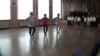 Девочки. Открытый урок по танцам