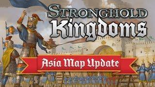 Stronghold Kingdoms - China World Trailer