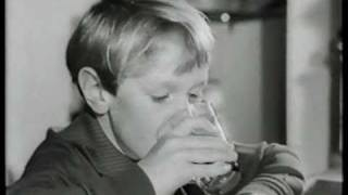 Ribena Commercial 1962 with Tim Bentinck
