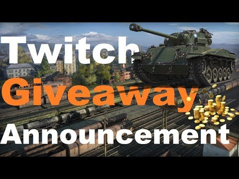 Twitch Giveaways