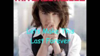Last Forever - Mitchel Musso *Full* With Lyrics && Download