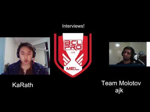 Pre-ACL Melbourne Interview - Molotov ajk