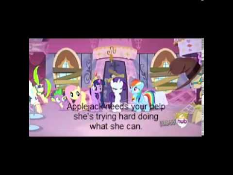 MLP:FiM - A True, True Friend (Karaoke)