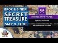 God of War Brok & Sindri Secret Hidden Treasure - AWESOME SECRET ITEM - Forbidden Grip of the Ages