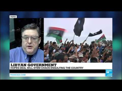 Libya Government Announcement France 24 William Lawrence