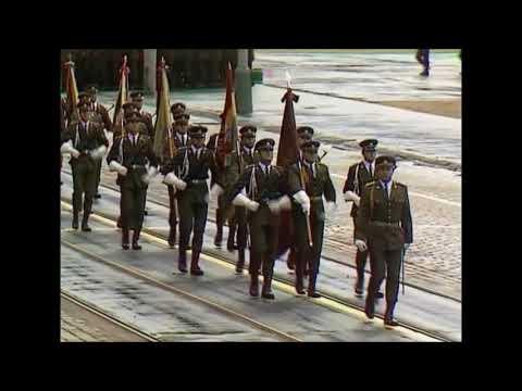 Czechoslovak Military Parade 1985 - Vojenská přehlídka ČSLA 1985