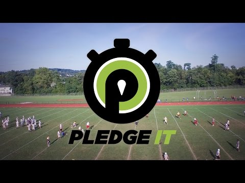 PLEDGE IT: Changing The Game