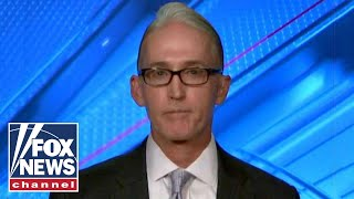 Gowdy: My 'wildly unpopular' opinion on Andy McCabe's case