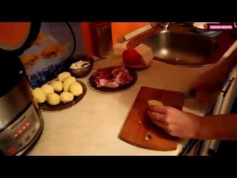 Рецепт Картофель по французски в мультиварке РЕДМОНД. Конкурс Путешествуй вместе с REDMOND.