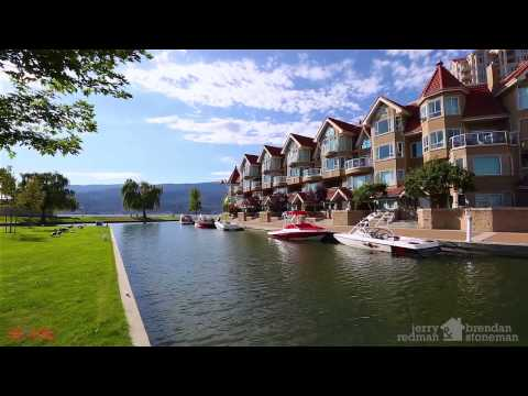 Living The Downtown Kelowna Lifestyle - Okanagan - Neighbourhood Tour