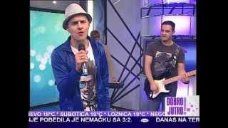 Tropico band - Ne zovi me // Jutarnji program Tv Pink // Minja i Vlada