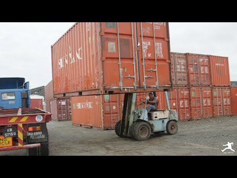 Sarawak: Cargo Logistic Company