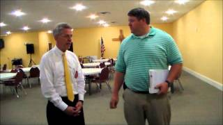 Interview Mayor David Pennington 2014 Republican Candidate for Governor of Georgia!