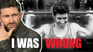 Workout Tips I REGRET Giving You! (Because I Was WRONG)