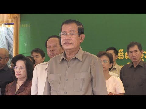 Cambodia's Hun Sen set for re-election after 33 years in power