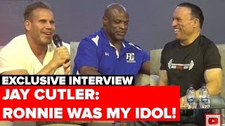 JAY CUTLER & RONNIE COLEMAN: INSIDE THE GREATEST RIVALRY!