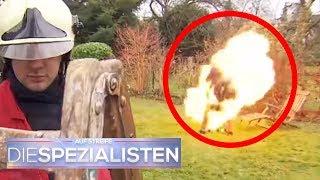 Ben der Streichemeister: Grill explodiert und Opa ist schwer verletzt | Die Spezialisten | SAT.1 TV