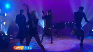 Lady Gaga - Paparazzi (Live on GMTV)