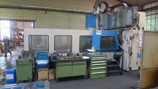 MATRA JOHNFORD DMC 3000 portal milling Portal fraesmaschine MACH4METAL 3 – 3