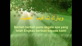 Bacaan Merdu Do'a Qunut dan Terjemahnya
