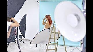 backstage: Ольга Романовская для обложки журнала Ногтевая Эстетика. Компания Виктори.