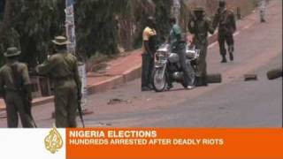 Nigerians brace for worse post-election violence